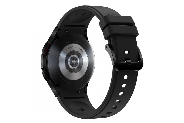 Samsung Galaxy Watch4 Classic 42mm stříbrná černá