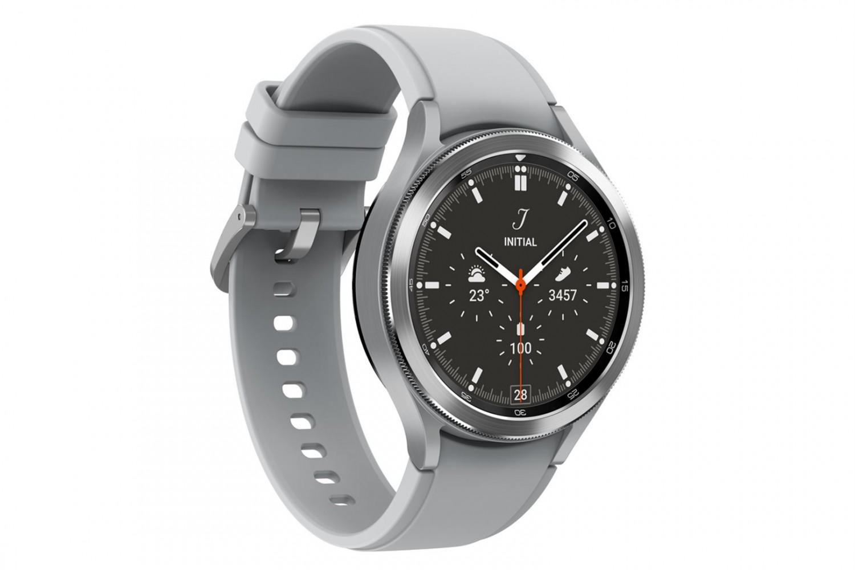 Samsung Galaxy Watch4 Classic 46mm stříbrná