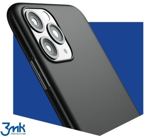 Ochranný kryt 3mk Matt Case pro Apple iPhone 13 mini, růžová