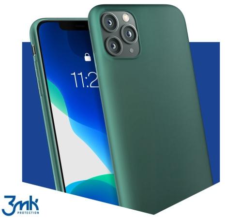 Ochranný kryt 3mk Matt Case pro Apple iPhone 13 Pro, modrá