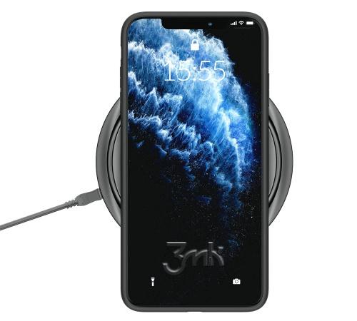 Ochranný kryt 3mk Matt Case pro Apple iPhone 13 Pro Max, černá