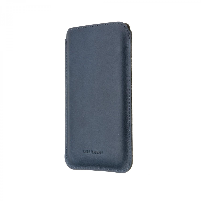 FIXED Slim pouzdro pro Apple iPhone 12/12 Pro, modrá