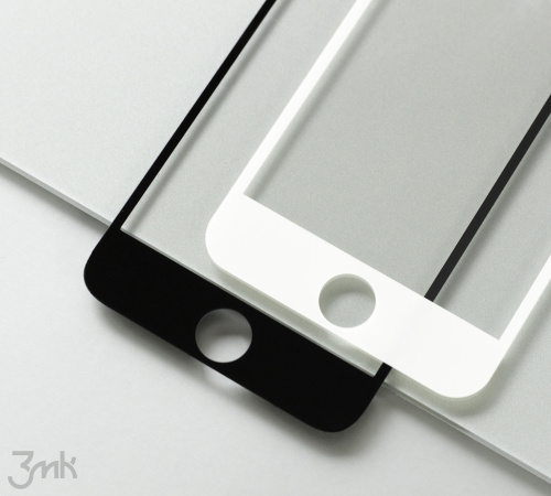 Tvrzené sklo 3mk HardGlass Max Lite pro Apple iPhone 13, černá