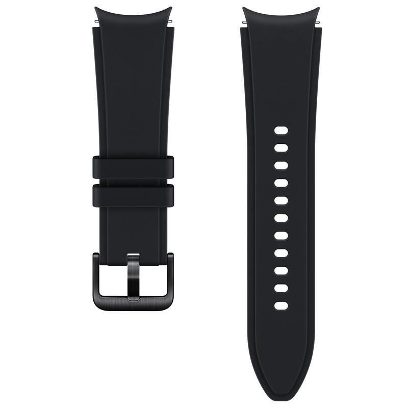 Sportovní řemínek s rýhováním Samsung ET-SFR88SBEGEU, velikost S/M 20mm, černá