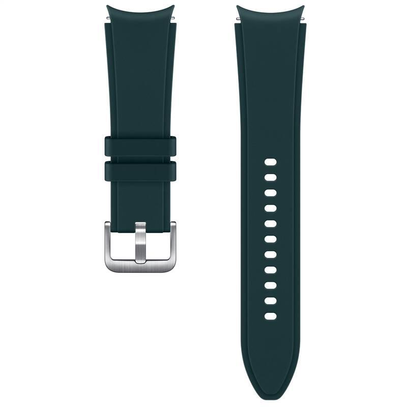 Sportovní řemínek s rýhováním Samsung ET-SFR89LGEGEU, velikost M/L 20mm, zelená