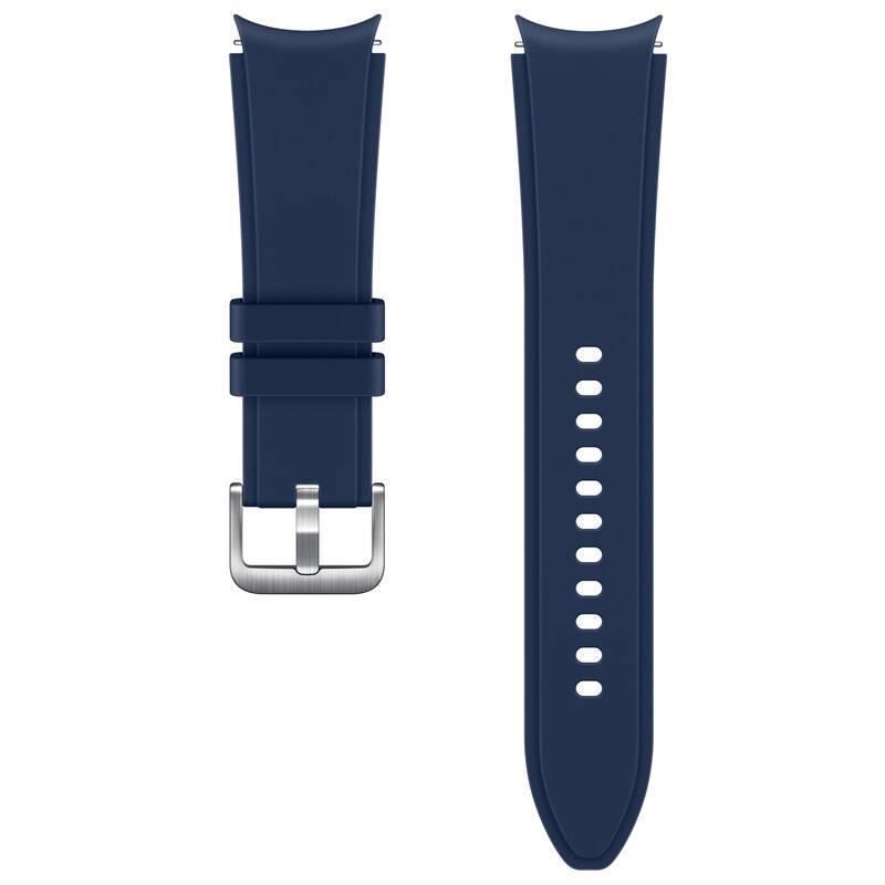 Sportovní řemínek s rýhováním Samsung ET-SFR89LNEGEU, velikost M/L 20mm, modrá