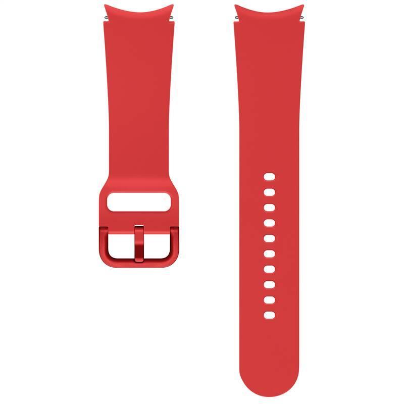 Sportovní řemínek Samsung ET-SFR87LREGEU, velikost M/L 20mm, červená