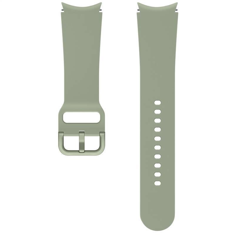 Sportovní řemínek Samsung ET-SFR87LMEGEU, velikost M/L 20mm, zelená