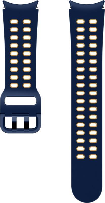 Sportovní řemínek Extreme Samsung ET-SXR87LNEGEU, velikost M/L 20mm, modrá