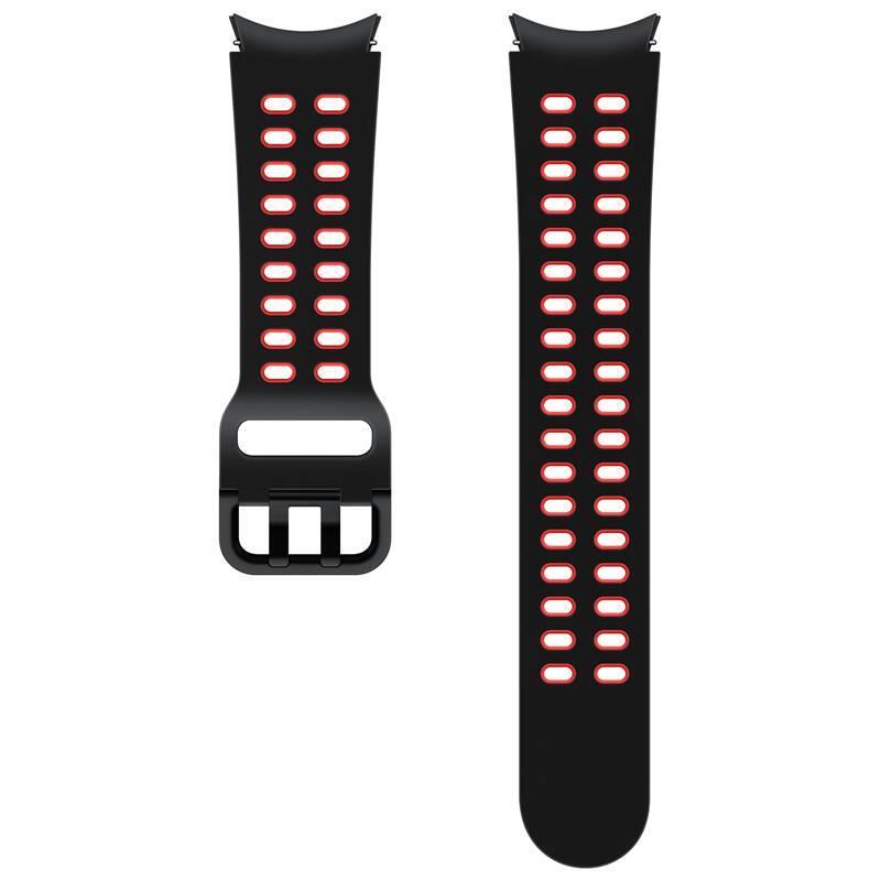 Sportovní řemínek Extreme Samsung ET-SXR87LBEGEU, velikost M/L 20mm, černá