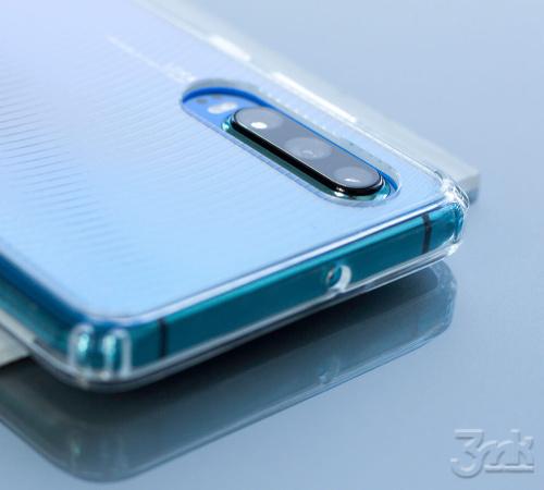 Ochranný kryt 3mk Armor case pro Xiaomi Mi 11 Lite, čirá