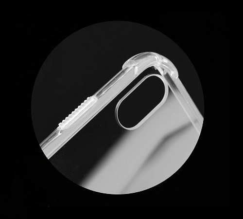 Kryt ochranný Roar Armor Gel pro Appe iPhone 13 Pro, transparent