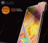 Tvrzené sklo Roar 5D pro Apple iPhone 13 Pro, černá
