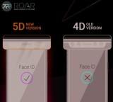 Tvrzené sklo Roar 5D pro Apple iPhone 13, černá