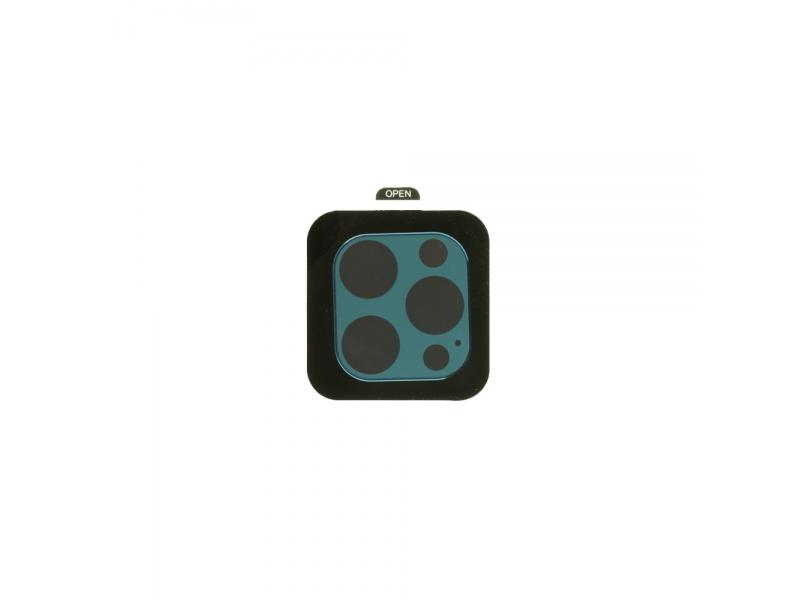 Tvrzené sklo COTEetCI Metal Corning pro Apple iPhone 12 Pro Max, modrá