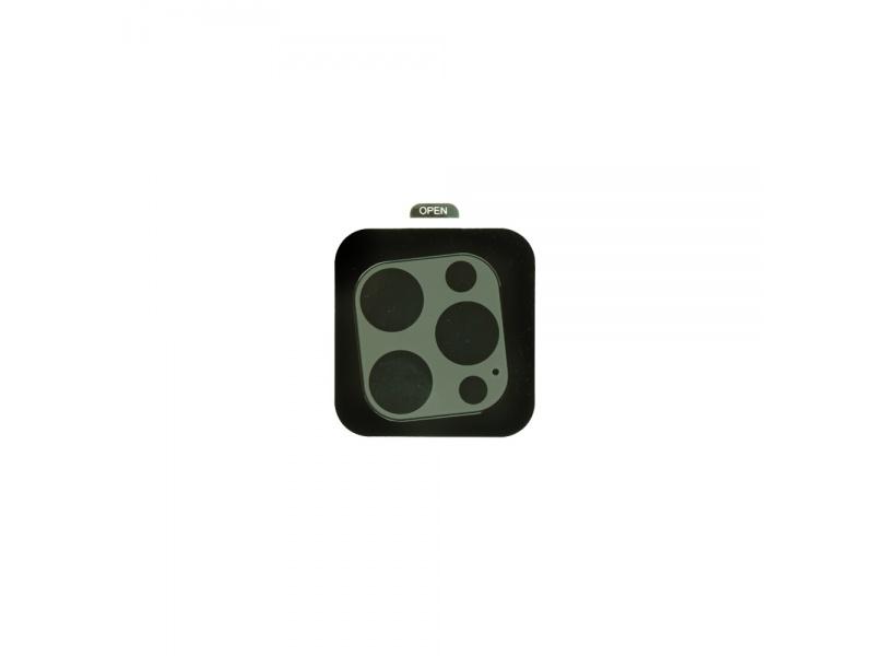 Tvrzené sklo COTEetCI Metal Corning pro Apple iPhone 12 Pro Max, černá