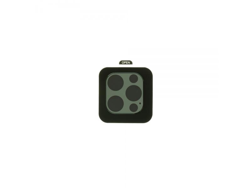 Tvrzené sklo COTEetCI Metal Corning Apple iPhone 12 Pro, černá