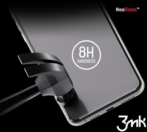 Hybridní sklo 3mk NeoGlass pro Apple iPhone 13 Pro Max, černá