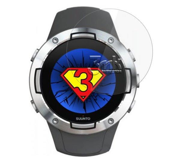 Hybridní sklo 3mk Watch pro Suunto 5 (3ks)
