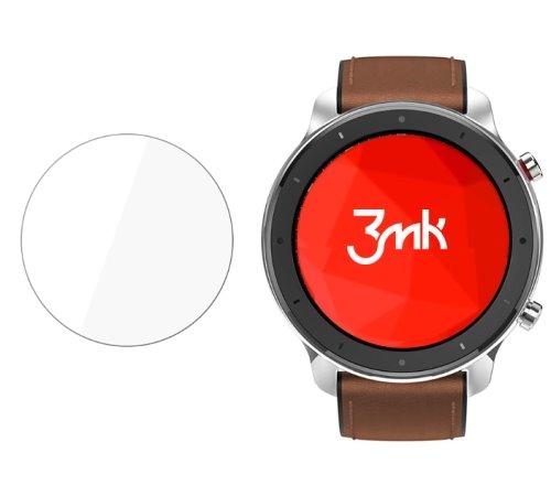 Hybridní sklo 3mk Watch pro Xiaomi Amazfit GTR 42mm (3ks)