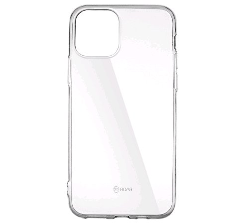 Ochranný kryt Roar pro Apple iPhone 13, transparentní
