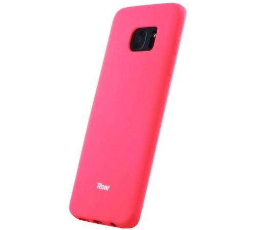 Ochranný kryt Roar Colorful Jelly pro Apple iPhone 13 Pro Max, tmavě růžová