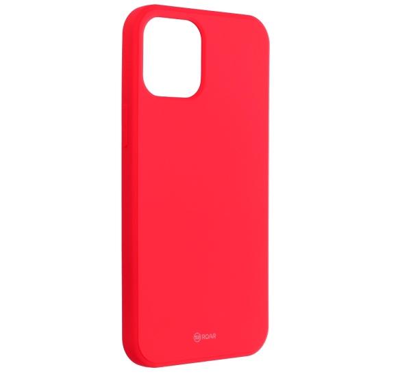 Ochranný kryt Roar Colorful Jelly pro Apple iPhone 13 Pro, broskvová