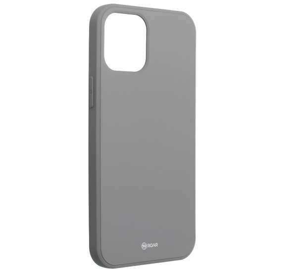 Ochranný kryt Roar Colorful Jelly pro Apple iPhone 13 mini, šedá