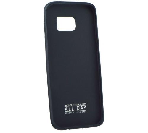Ochranný kryt Roar Colorful Jelly pro Apple iPhone 13, černá
