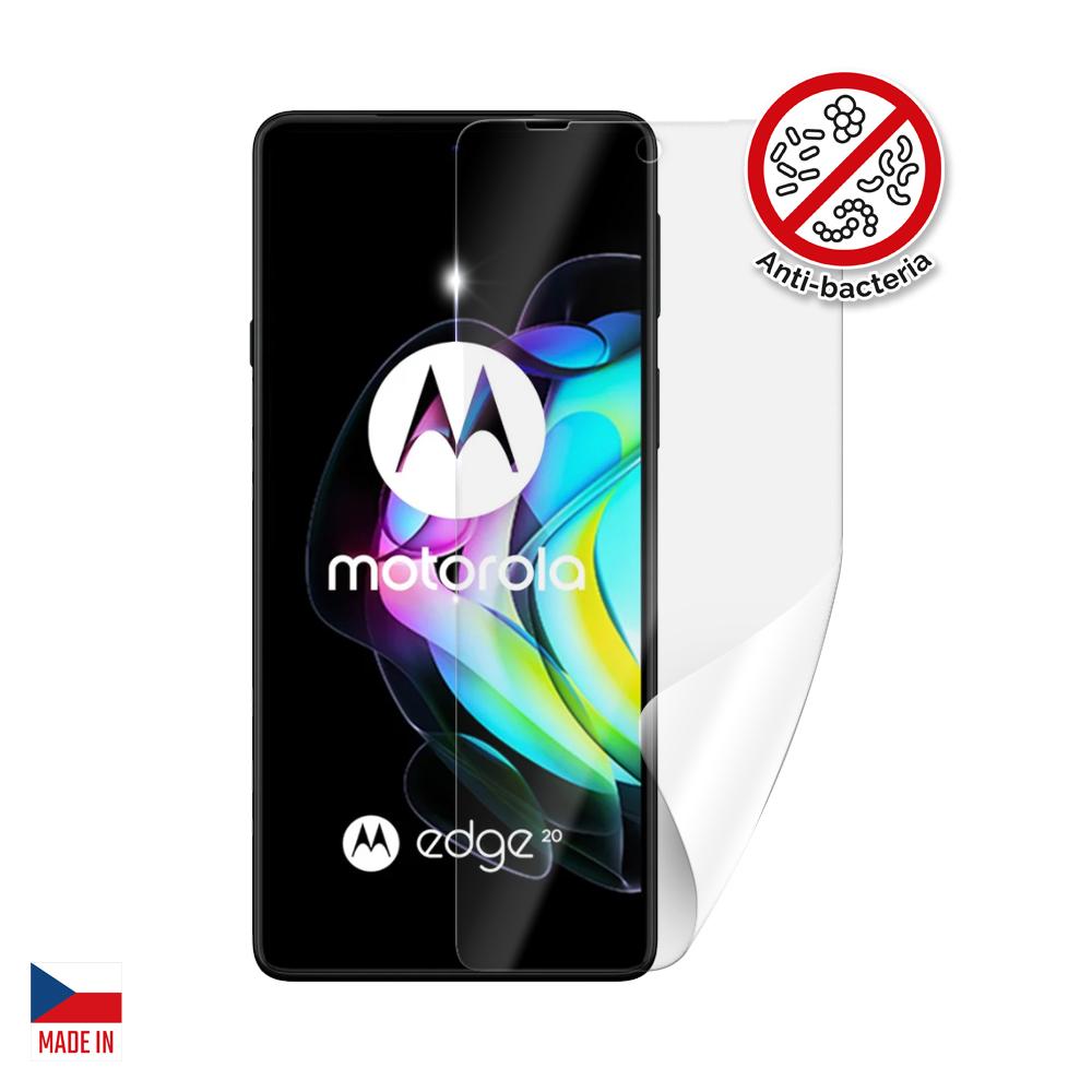 Ochranná fólie Screenshield Anti-Bacteria pro Motorola Edge 20