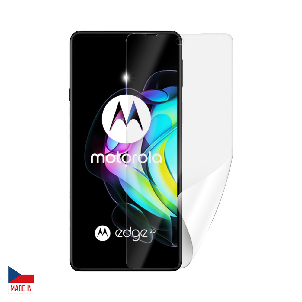 Ochranná fólie Screenshield pro Motorola Edge 20