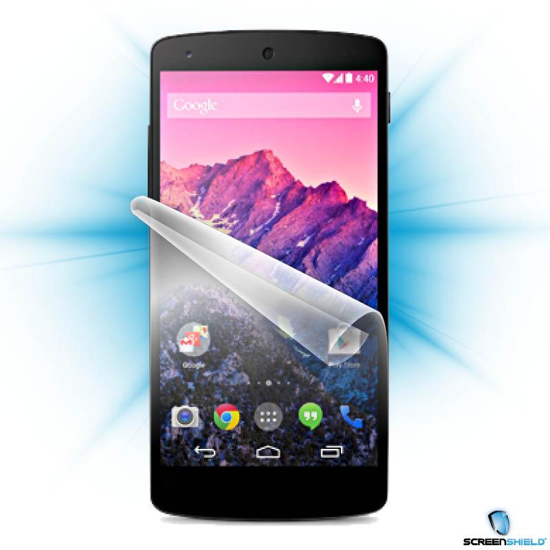 Ochranná fólie Screenshield pro LG NEXUS 5
