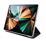 Pouzdro na tablet Karl Lagerfeld Choupette Head Saffiano KLFC12OCHK pro Apple iPad Pro 12.9, černá