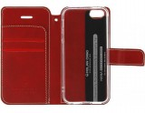 Molan Cano Issue Book Pouzdro pro OnePlus Nord 2 Red