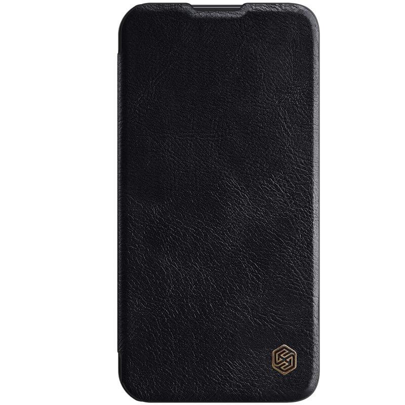Nillkin Qin Book PRO Pouzdro pro iPhone 13 Pro Max Black