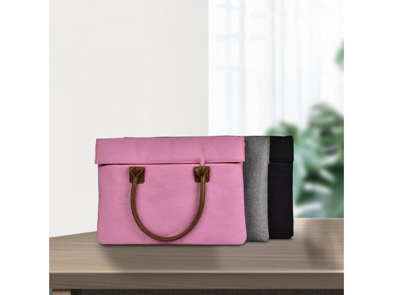 Brašna na NoteBook COTEetCI Handle Bag (for 16inch), růžová