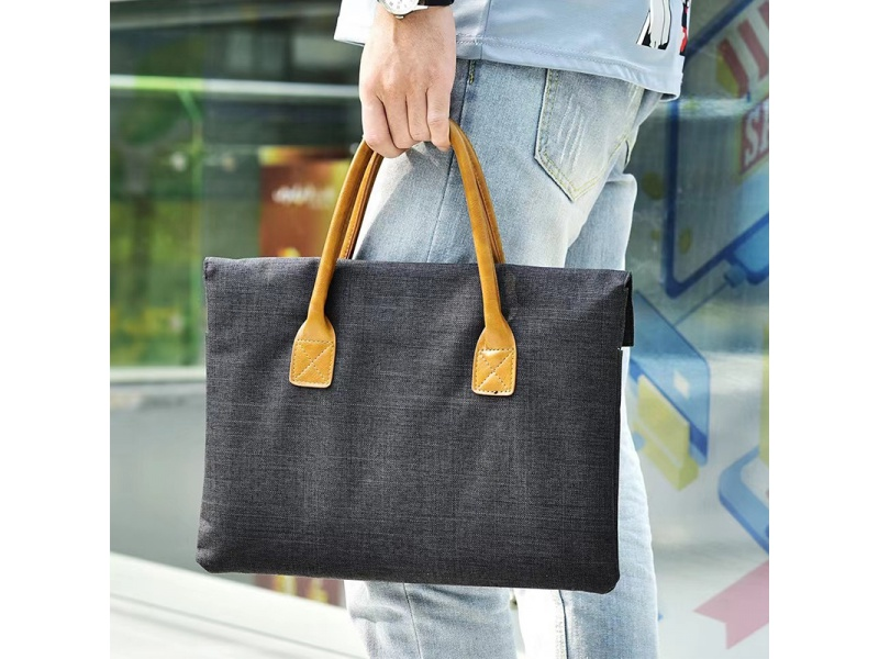 Brašna na notebook COTEetCI Handle Bag (for 16inch), tmavě šedá