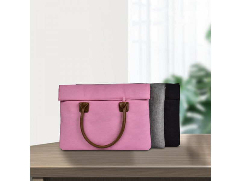 Brašna na NoteBook COTEetCI Handle Bag (for 13inch), růžová