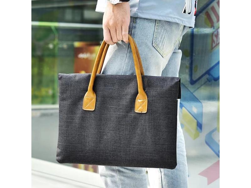 Brašna na NoteBook COTEetCI Handle Bag (for 13inch), tmavě šedá