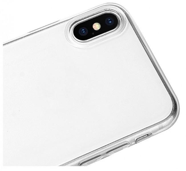 Silikonové pouzdro TRANSPARENT ALIGATOR pro Xiaomi Redmi 9T