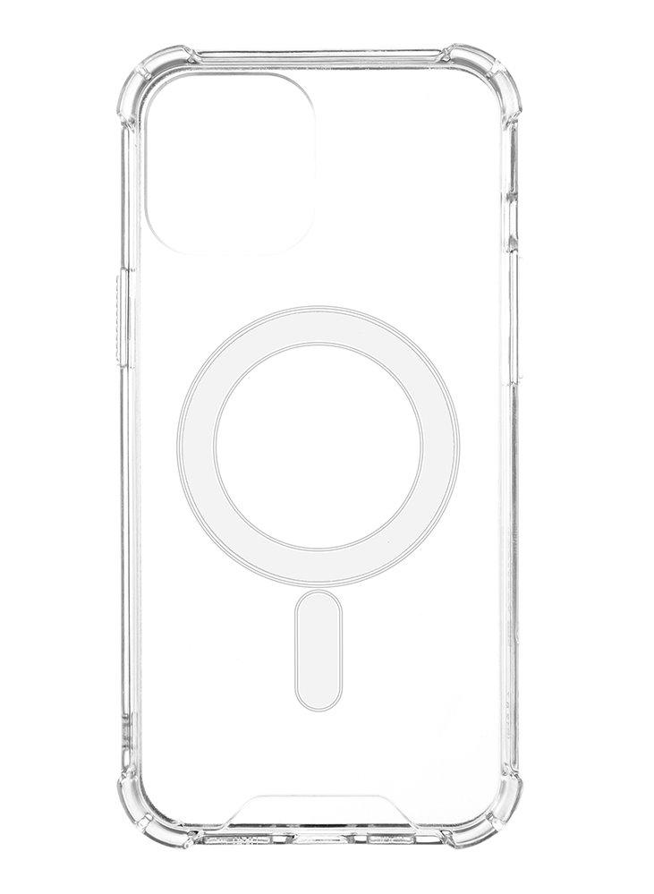 Ochranný kryt Tactical MagForce Plyo pro Apple iPhone 12 Pro Max, transparentní