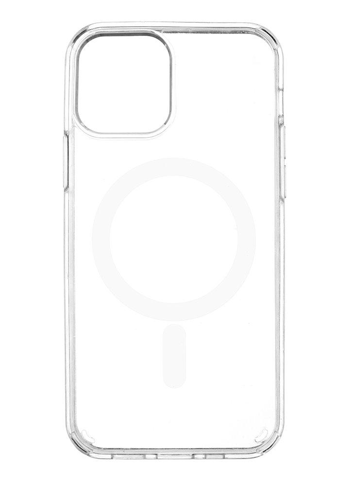 Ochranný kryt Tactical MagForce Kryt pro Apple iPhone 12/12 Pro, transparentní