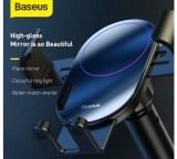 Držák do auta BASEUS Simplism Gravity SUYL-JY01, gravitační, černá