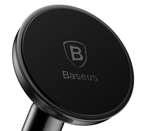 Držák do auta BASEUS Magnetic Bracket, magnetický, černá