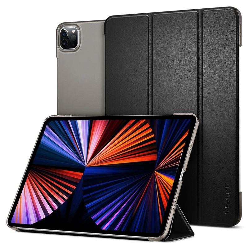"""Ochranné pouzdro Spigen Smart Fold pro Apple iPad Pro 11"""" 2021, černá"""