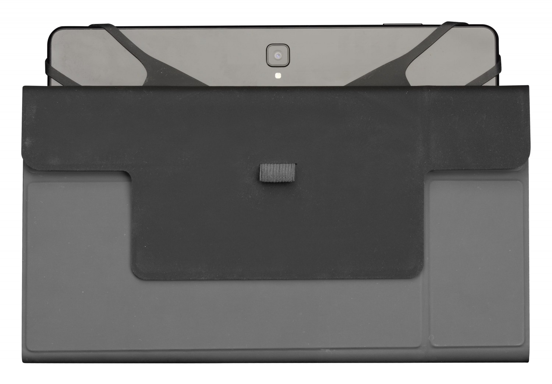 """Univerzální tabletové pouzdro se stojánkem Cellularline CLICKCASE, 10,5"""", černá"""