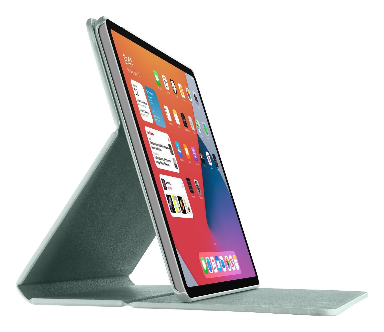 """Flipové pouzdro se stojánkem Cellularline Folio pro Apple iPad Air 10,9"""" (2020), zelená"""