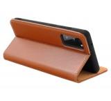 Flipové pouzdro Forcell SMART PRO pro Xiaomi Redmi Note 10 5G/POCO M3 Pro/POCO M3 Pro 5G, hnědá