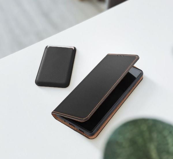 Flipové pouzdro Forcell SMART PRO pro Apple iPhone 13 Pro, černá