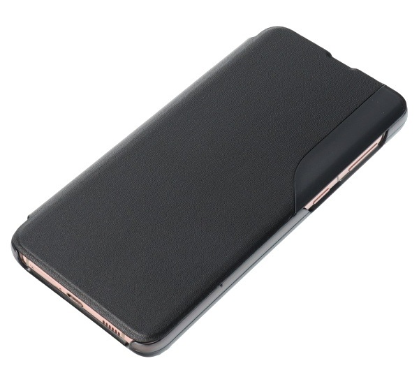 Flipové pouzdro SMART VIEW pro Samsung Galaxy A03s, černá